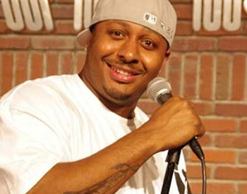 Cleveland Comedian T-Robe